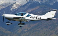 OM-SCA - Private CZAW / Czech Sport Aircraft PS-28 Cruiser aircraft