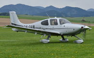 OK-OAM - Private Cirrus SR22 aircraft