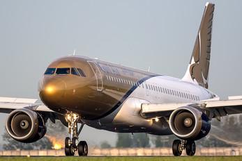 A9C-AK - Gulf Air Airbus A320