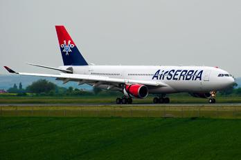 A6-EYC - Air Serbia Airbus A330-200