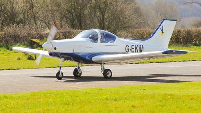 G-EKIM - Private Pioneer 300 Hawk
