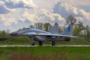 20 - Ukraine - Air Force Mikoyan-Gurevich MiG-29 aircraft