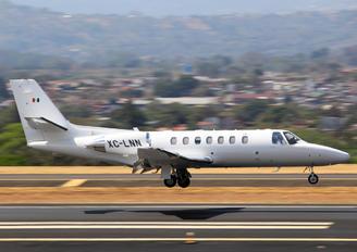 XC-LNN - Mexico - Government Cessna 560 Citation Encore