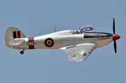 G-CBOE - Private Hawker Hurricane Mk.I (all models) aircraft