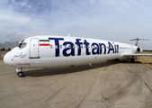 First MD-82 For Taftan Air title=