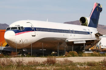 N518DA - Delta Air Lines Boeing 727-200 (Adv)