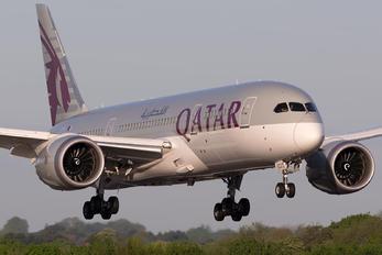 A7-BCZ - Qatar Airways Boeing 787-8 Dreamliner