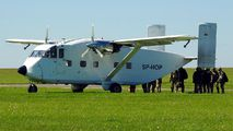 SP-HOP - Private Short SC.7 Skyvan aircraft