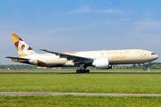A6-DDE - Etihad Cargo Boeing 777F aircraft