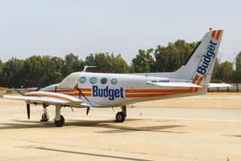 4X-CBM - Private Cessna 340