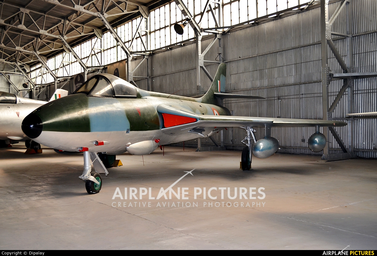 India - Air Force B263 aircraft at Off Airport - India