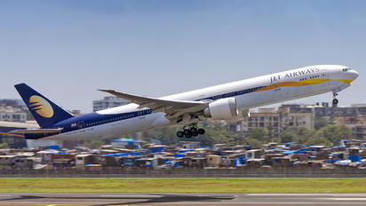 VT-JEK - Jet Airways Boeing 777-300ER