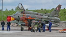 3715 - Poland - Air Force Sukhoi Su-22M-4 aircraft
