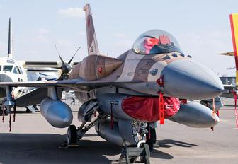 08-8012 - Morocco - Air Force Lockheed Martin F-16CJ Fighting Falcon
