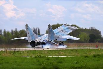 40 - Ukraine - Air Force Mikoyan-Gurevich MiG-29