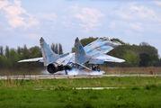 40 - Ukraine - Air Force Mikoyan-Gurevich MiG-29 aircraft