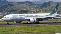 CS-TQX - Ceiba Intercontinental Boeing 777-200LR aircraft