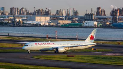 C-FGDZ - Air Canada Boeing 787-9 Dreamliner