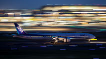 JA755A - ANA - All Nippon Airways Boeing 777-300 aircraft