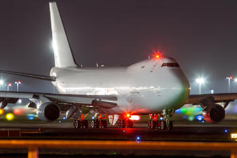 TC-MCL - ACT Cargo Boeing 747-400F, ERF