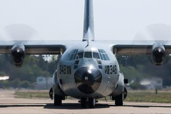 165348 - USA - Navy Lockheed C-130T Hercules