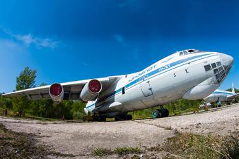 RA-76460 - Aeroflot Ilyushin Il-76 (all models)