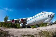 RA-76460 - Aeroflot Ilyushin Il-76 (all models) aircraft