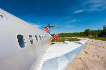 RA-85663 - Aeroflot Tupolev Tu-154M