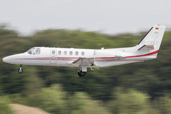D-CELI - Private Cessna 550 Citation Bravo