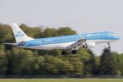 PH-EZN - KLM Cityhopper Embraer ERJ-190 (190-100) aircraft