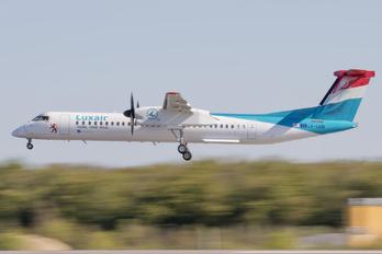 LX-LGM - Luxair de Havilland Canada DHC-8-400Q / Bombardier Q400