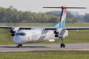LX-LQB - Luxair de Havilland Canada DHC-8-402Q Dash 8 aircraft