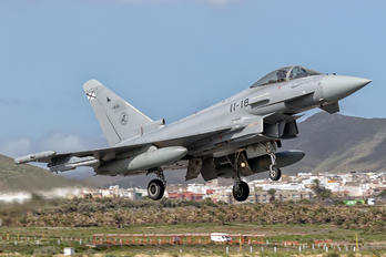 C.16-52 - Spain - Air Force Eurofighter Typhoon S