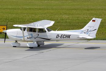 D-ECHK - Private Cessna 172 Skyhawk (all models except RG)