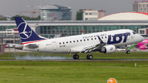SP-LDE - LOT - Polish Airlines Embraer ERJ-170 (170-100) aircraft