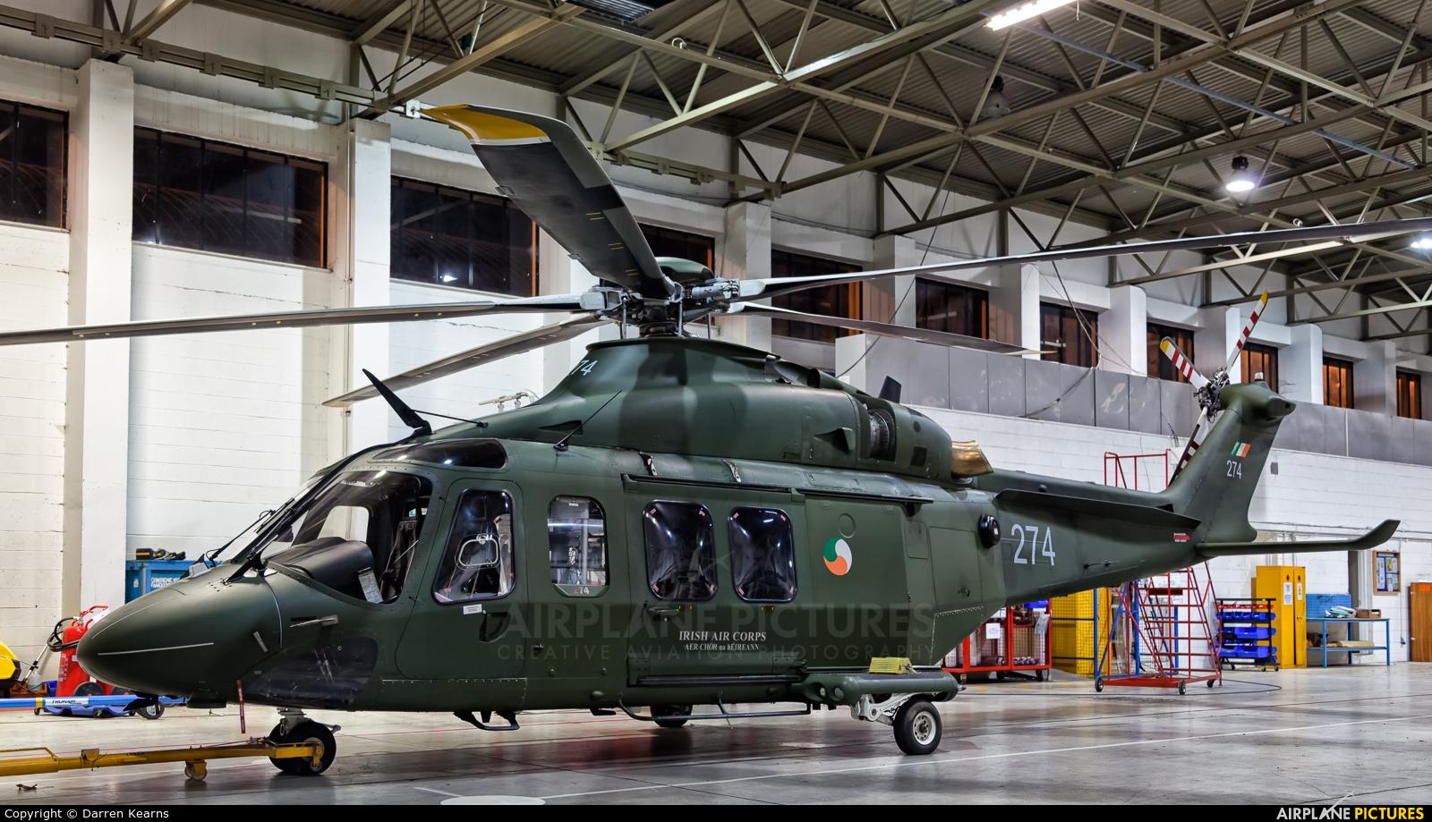 Ireland - Air Corps 274 aircraft at Casement / Baldonnel