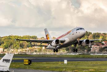 ECLEI - Iberia Airbus A319