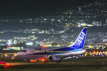 JA8504 - ANA Wings Boeing 737-500