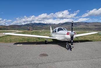 EC-FNT - Private Piper PA-28 Warrior