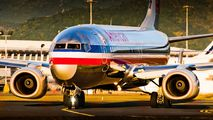 N921NN - American Airlines Boeing 737-800 aircraft
