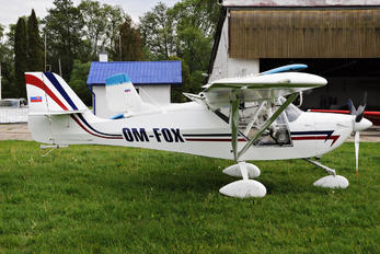 OM-FOX - Private Aeropro Eurofox 3K