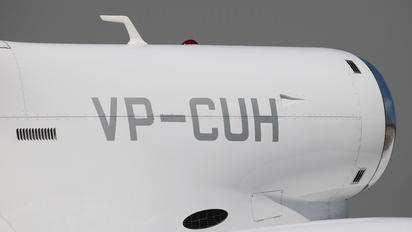 VP-CUH - Volkswagen Air Services Dassault Falcon 7X