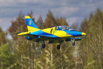 104 - Ukraine - Air Force Aero L-39C Albatros