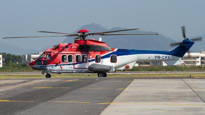 PR-CHX - BHS Táxi Aéreo Eurocopter EC225 Super Puma