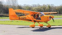 G-CGYC - Private Aeropro Eurofox 3K aircraft