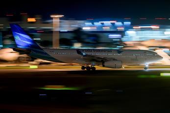 PK-GPS - Garuda Indonesia Airbus A330-200