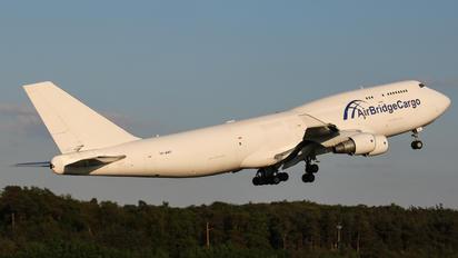 TF-AMF - Saudi Arabian Cargo Boeing 747-400BCF, SF, BDSF