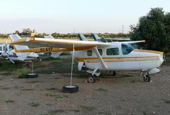 EC-KVP - Private Cessna 337 Skymaster
