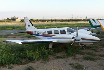 EC-KBD - Private Piper PA-34 Seneca