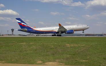 VP-BDD - Aeroflot Airbus A330-300